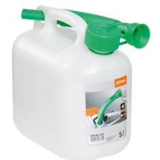 Kanister za gorivo 5 l, transparent STIHL