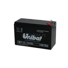 Akumulator UNIBAT 12V 7Ah SLA (151x65x99)