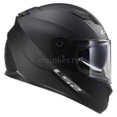 Kaciga LS2 Full Face FF320 STREAM sa naočarima mat crna XXL