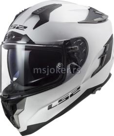 Kaciga LS2 Full Face FF327 CHALLENGER bela XL