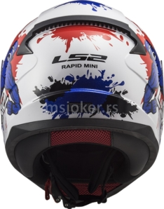 Kaciga LS2 Full Face FF353 RAPID JUNIOR MONSTER L