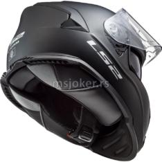 Kaciga LS2 Full Face FF800 STORM mat crna 3XL