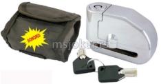 Katanac za disk sa alarmom RMS