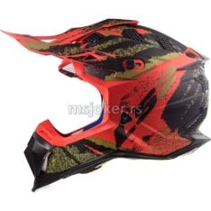 Kaciga LS2 Cross MX470 SUBVERTER CLAW mat crna L