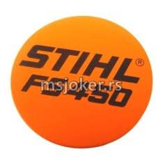 Pločica sa oznakom modela FS 450 STIHL