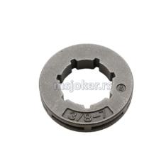 Prsten lančanika E&S QR375P7M7 3/8″ 7 z mala rupa