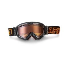 Naočare Cross Ariete MUDMAX 14940-NDO crno narandžaste