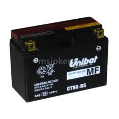 Akumulator UNIBAT 12V 8Ah gel CT9B-BS levi plus (150x70x105) 120A