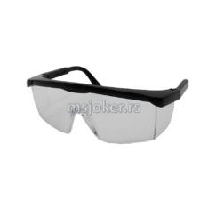 Zaštitne naočare podesive bele