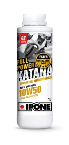 IPONE sintetičko ulje za 4T motore Full power katana 10W50 1L
