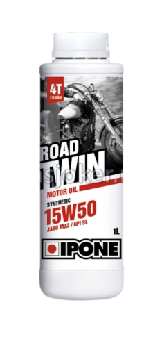 IPONE polusintetičko ulje za 4T motore Road Twin 15W50 1L