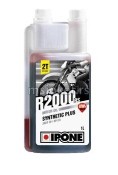 IPONE polusintetičko ulje za mešavinu 2T dozer sa mirisom JAGODE R2000RS 1L