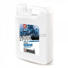 IPONE polusintetičko motorno ulje 4T ATV 4000 RS 10W40 4L