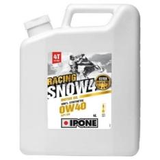 IPONE sintetičko ulje za motorne sanke 4T Snow 4 racing 0W40 4L