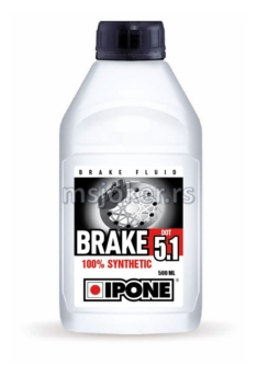 IPONE ulje za kočnice Brake fluid DOT5.1 500ml