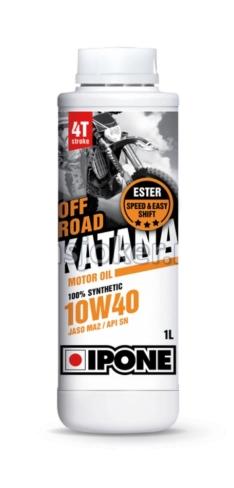 IPONE sintetičko ulje za 4T motore Katana off road 10W40 1L