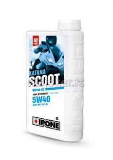 IPONE sintetičko ulje za skutere 4T Scoot 4 Katana 5W40 2L