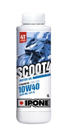 IPONE polusintetičko ulje za skutere 4T Scoot 4 10W40 1L