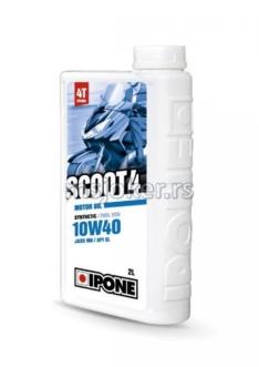 IPONE polusintetičko ulje za skutere 4T Scoot 4 10W40 2L