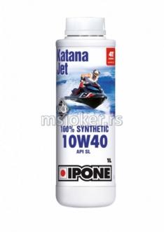 IPONE sintetičko ulje za jet-ski 4T Marine Katana Jet 10W40 1L