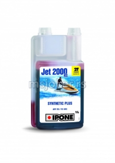 IPONE polusintetičko ulje za dvotaktne vanbrodske motore 2T Jet R2000RS 1L