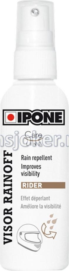 IPONE sprej za zaštitu vizira kacige Spray VISOR RAIN-OFF 100ml