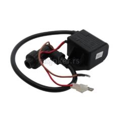 Elektronika Tomos 12V 80W INEL kpl