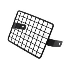 Mreža fara kocka crna Tomos 100×140 mm