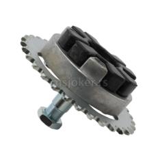 Nosač lančanika sa lančanikom 32 zuba Tomos APN kpl