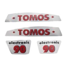Nalepnice Tomos E90