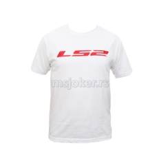 Majica LS2 bela M