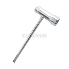 Ključ za svećice E&S 13x19x67
