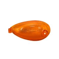Staklo žmigavca Piaggio Liberty zadnje-levo narandžasto