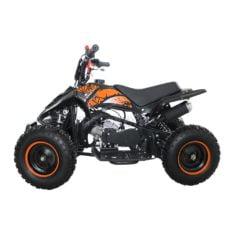 Pocket Bike ATV 49cc Q Crno-Narandžasti